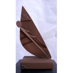 Escultura Windsurf