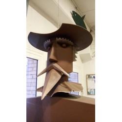 "Escultura "" Quijote """